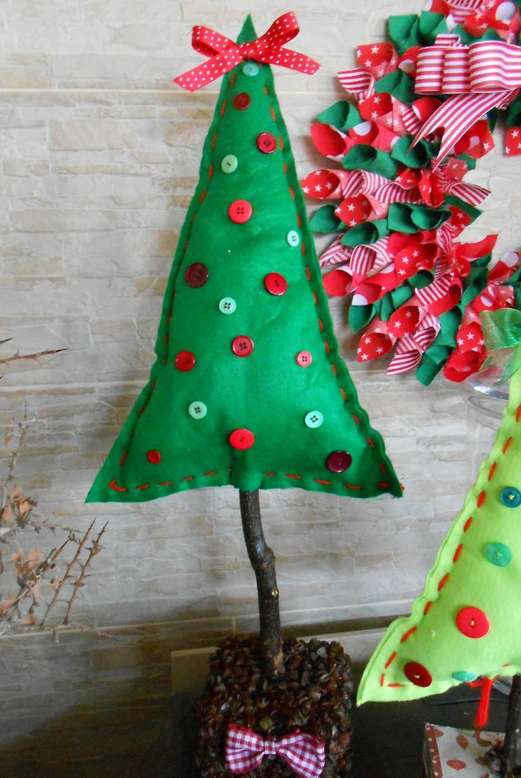 Christmas Decorations Diy Handmade Christmas Decorations