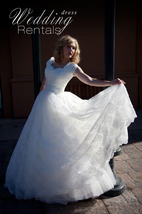 Modest Wedding Dresses For Rent In Utah : Wedding dress rentals in provo utah short dresses