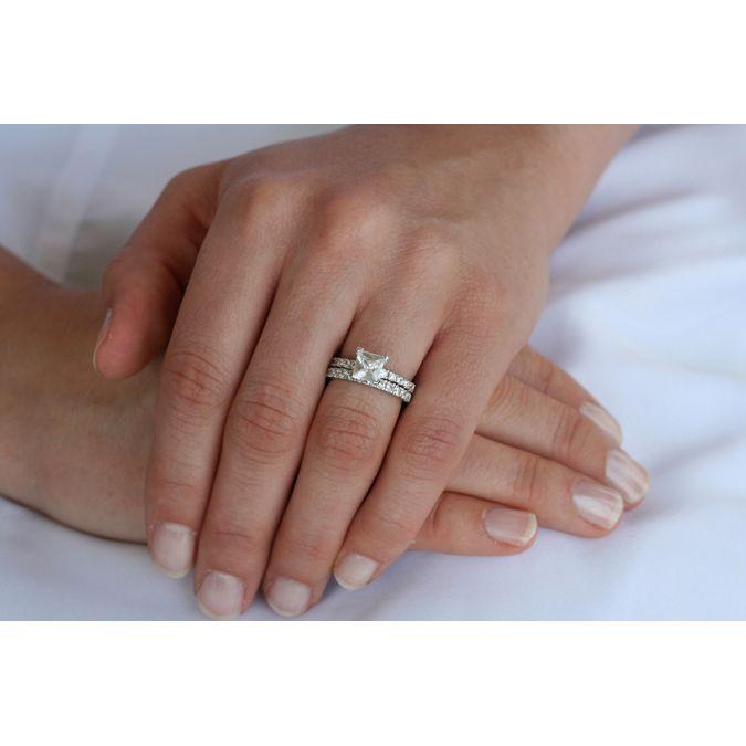 Wedding Rings For Women On Finger