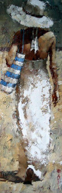 Andre Kohn - Galleries in Carmel and Palm Desert California - Jones & Terwilliger Galleries