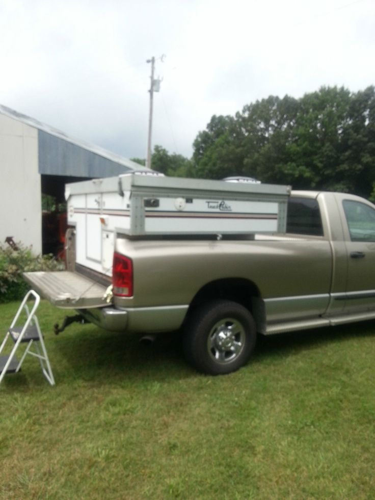 Aliner truck cabin autos post for Cabin a camper for sale