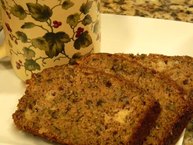 Zucchini Pineapple Bread | SugarRush Blog Recipes | Pinterest