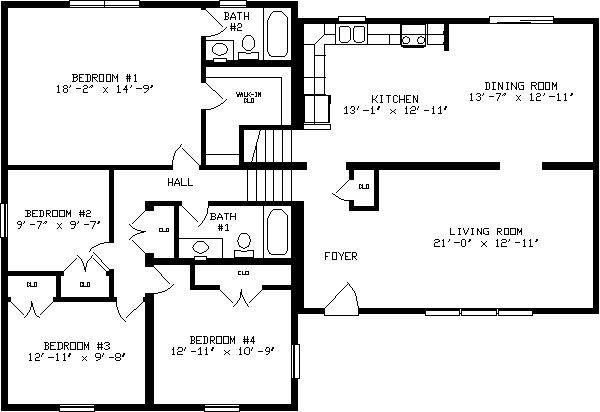Log home plans and pictures joy studio design gallery for Modular log homes floor plans