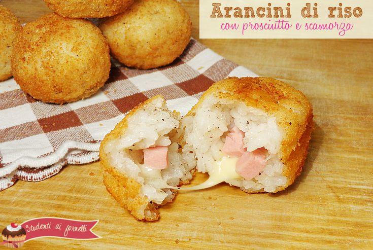 Prosciutto Arancini Recipe — Dishmaps
