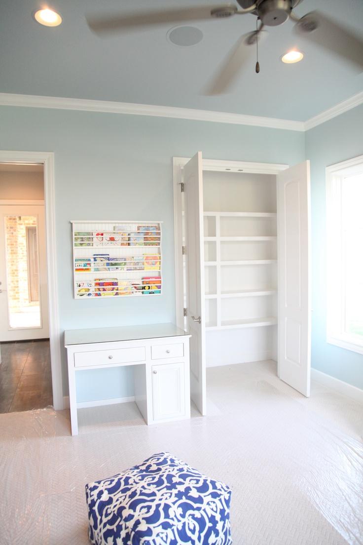 Playroom color closet storage paint ideas pinterest