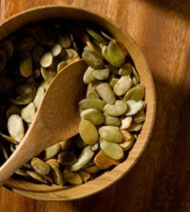 Roasted pumpkin seeds | Healthy recipes | Pinterest