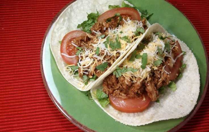 Slow Cooked Mexican Pulled Pork Tacos » Emily Bites. I am thinking if ...
