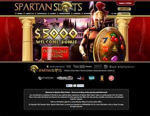 spartan slots casino download