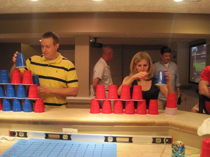 Adult fun game group