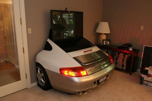 Casa Hechas Con Partes De Carros