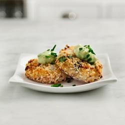 162266 - Ginger Coconut Crab Cakes | January 2013 | Pinterest