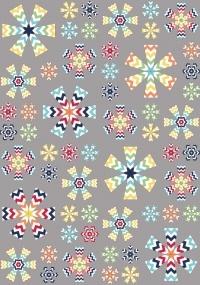 Main Street Market Designs - Modern Asterisk Quilt Pattern