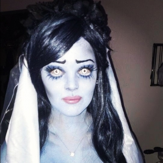 make corpse bride costume halloween