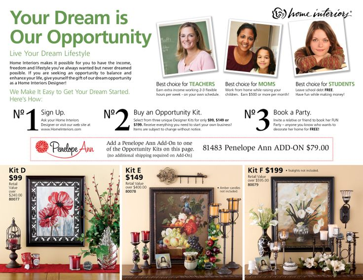 Home Interior Spring Kit 2014 Celebrating Home Pinterest