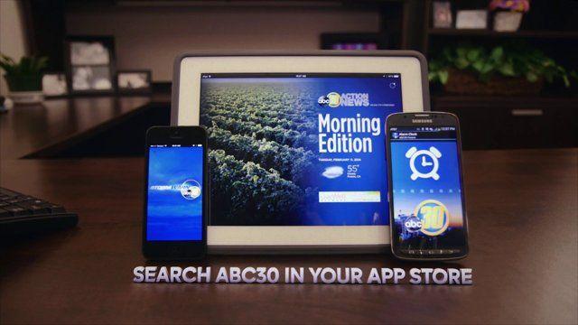 Abc30 mobile abc30 apps pinterest