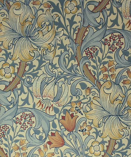 william morris wallpaper surface design pinterest