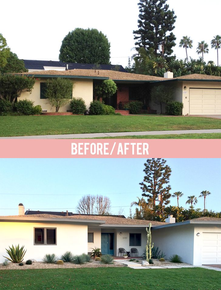 Exterior paint and landscaping is finished. :) #truliamoments