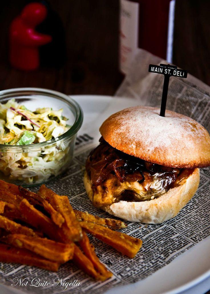 Balsamic Marinated Portobello Burgers Recipes — Dishmaps
