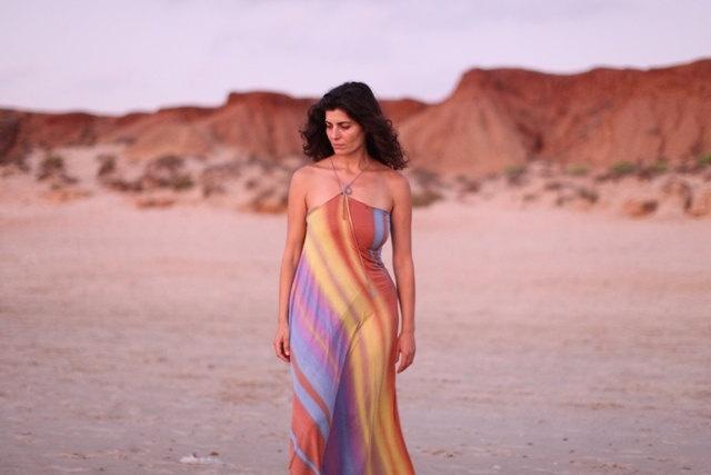 Transforming dress 7 in 1, comfortable elegant &  casual, maxi dress. $105.00, via Etsy.