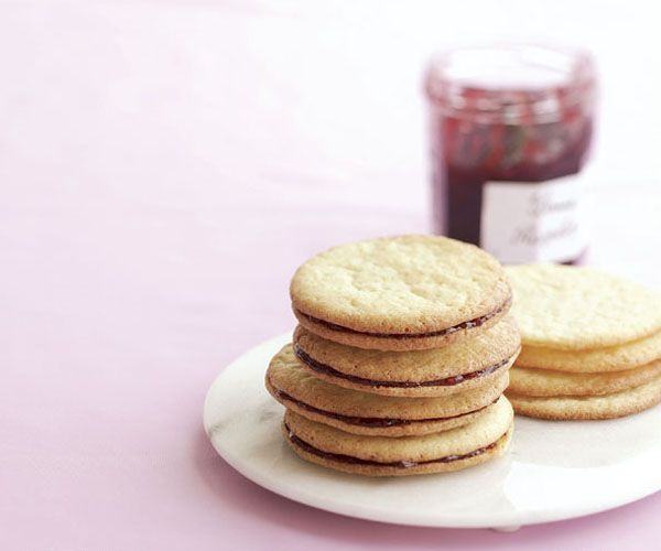 Soft & Chewy Vanilla Cookies Recipe...going to try to substitute with ...