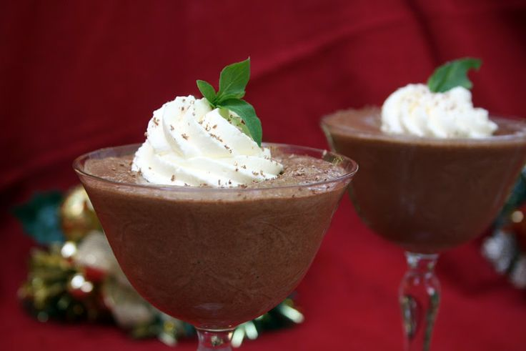 Valentine's Day Mousse Recipes — Dishmaps