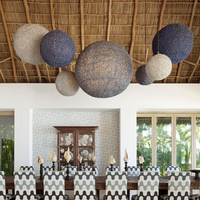 Eclectic Dining Design Ideas, Pictures, Remodel and Decor