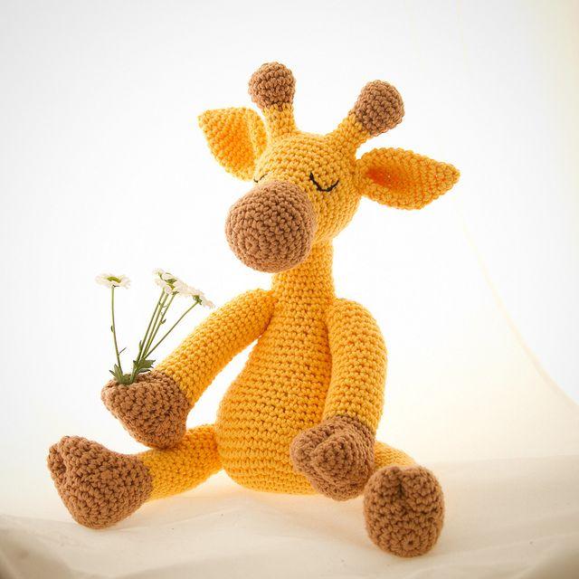 Crochet Giraffe : crochet giraffe Crochet Ideas Pinterest