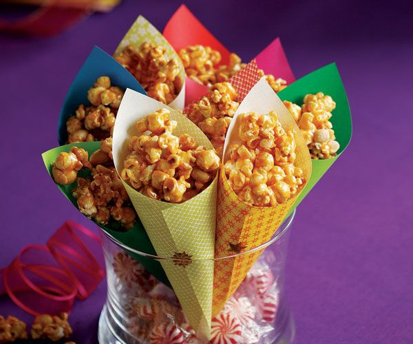 Caramel Popcorn Recipe — Dishmaps