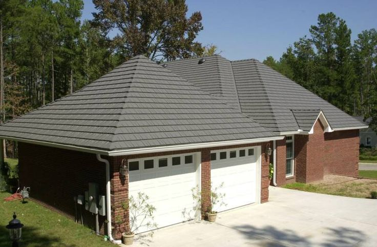 Metal Roof Brick House Google Search Exterior Paint