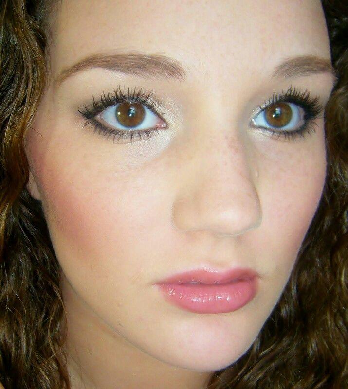 Natural prom makeup | Makeup | Pinterest