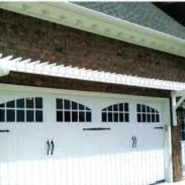 Garage Trellis Home Sweet Home Pinterest