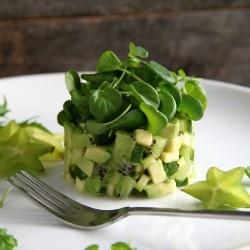 Avocado Watercress Salad   Healthy Me   Pinterest