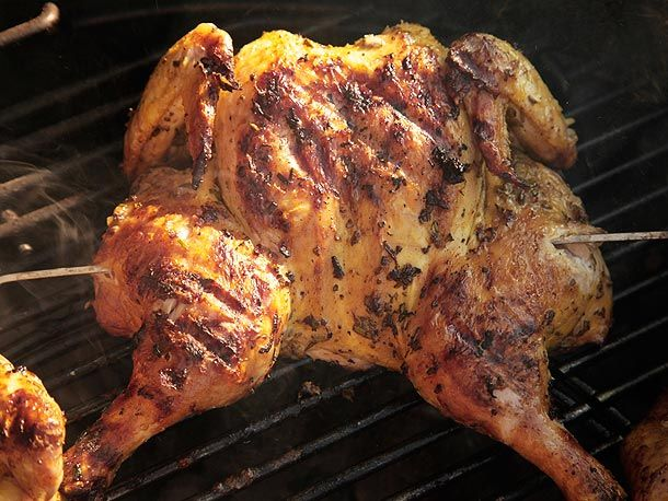 Grilled Butterflied Chicken | Recipe