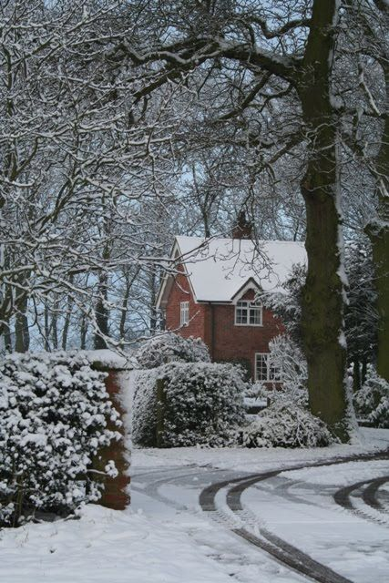 christmas in the english countryside christmas pinterest