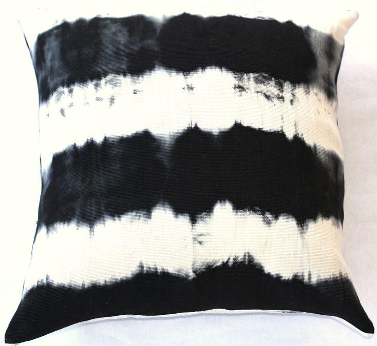 Rope Dye Pillow