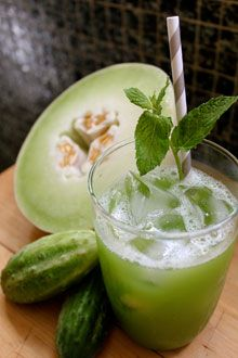 Cucumber Melon Agua Fresca | Delicious Drinks, Fun Beverages & Exotic ...