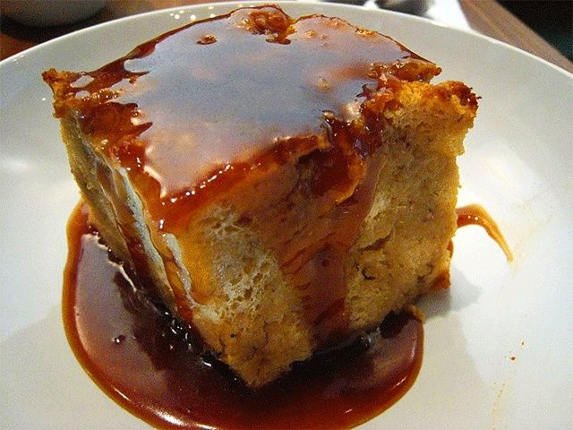 Bannana Bourbon Bread Pudding | Baking | Pinterest