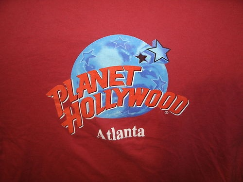 Pin by c renee on seeing the states for Planet hollywood t shirt
