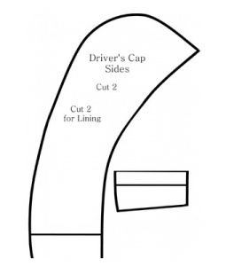 scally cap or driver cap pattern? - CLOTHING