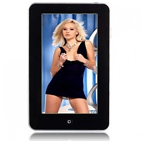 US$44.87 7 TFT Resistive Touch Screen Android 2.2 OS 4GB MID/Tablet PC