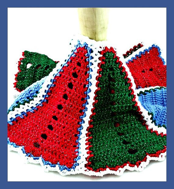 Tree Skirt, Christmas Tree Skirt, Crochet Tree Skirt, Handmade Tree S ...