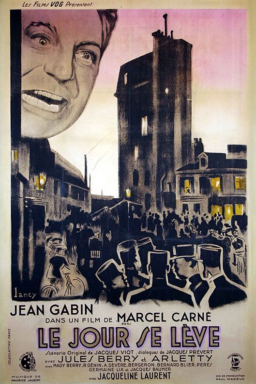 Movie poster of the week jean grémillon s remorques and the posters