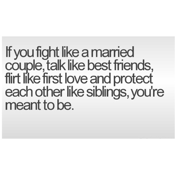 Love quotes dating your best friend