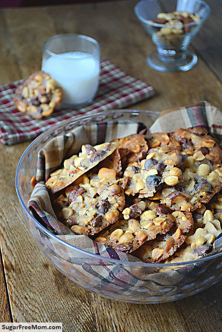 rapid salty mixed nut cookies recipes dishmaps salty mixed nut cookies ...