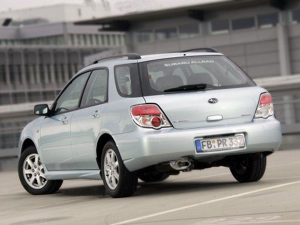 2007 subaru impreza automatic transmission fluid type