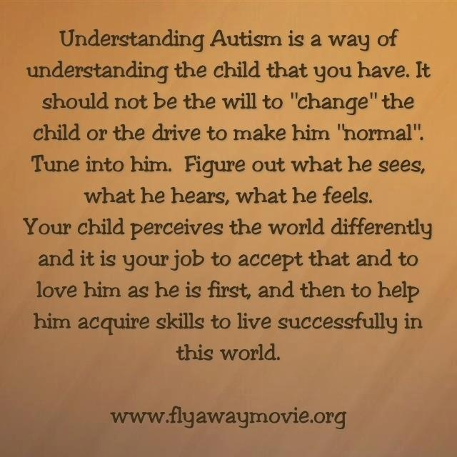 understanding autism Understandingautismorg is the website of the understanding autism organization, formerly threshold we are a social service charitable nonprofit corporation that has.