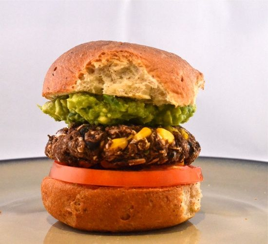 Black Bean Burgers | Vibrant Bean | sandwiches | Pinterest