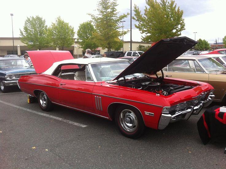 1968 Chevrolet Impala SS 427 ~ LOADED! | Cars | Pinterest