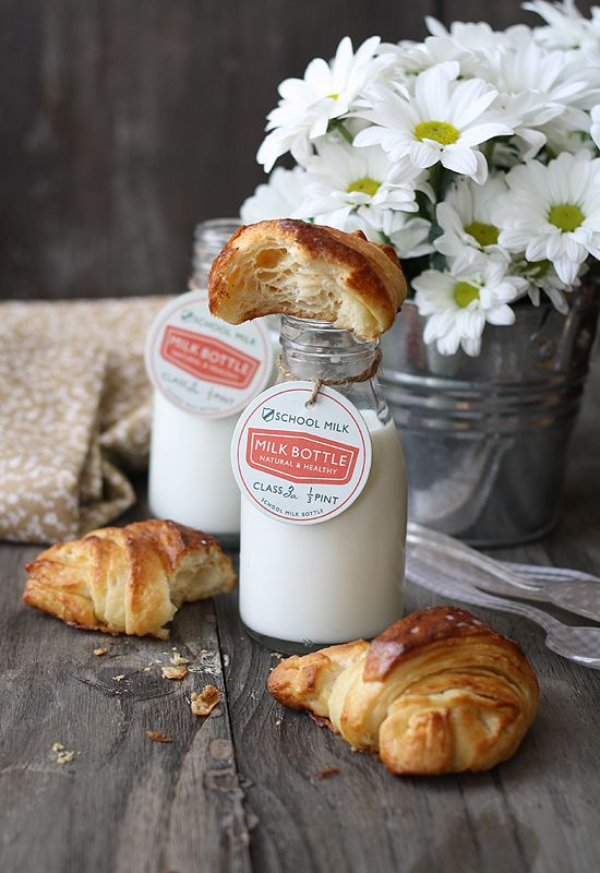 Croissants caseros | Recipe