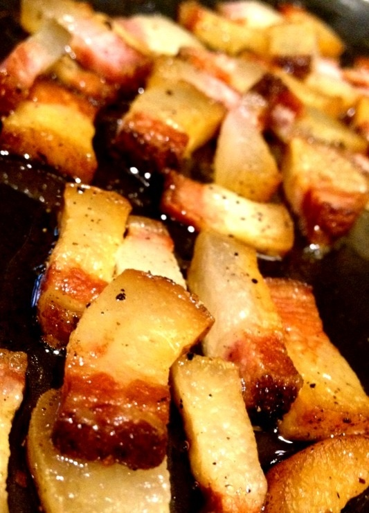 Guanciale | Tales From My Belly | Pinterest